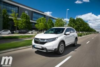 Galería prueba Honda CR-V Hybrid Foto 14