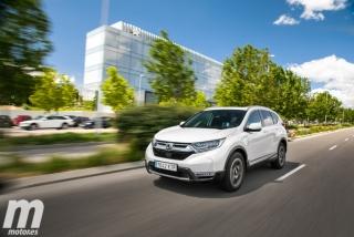 Galería prueba Honda CR-V Hybrid Foto 15