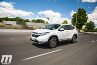 Galería prueba Honda CR-V Hybrid Foto 16