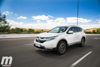 Galería prueba Honda CR-V Hybrid Foto 17
