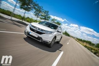 Galería prueba Honda CR-V Hybrid Foto 18