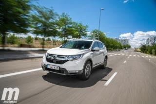 Galería prueba Honda CR-V Hybrid Foto 19