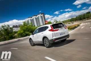 Galería prueba Honda CR-V Hybrid Foto 21