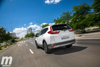 Galería prueba Honda CR-V Hybrid Foto 22