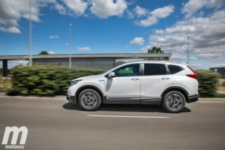 Galería prueba Honda CR-V Hybrid Foto 23