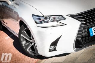 Galería Prueba Lexus GS 300h Foto 5