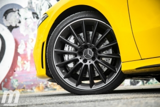 Galería prueba Mercedes-AMG A35 4MATIC - Miniatura 8