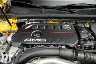 Galería prueba Mercedes-AMG A35 4MATIC - Miniatura 28
