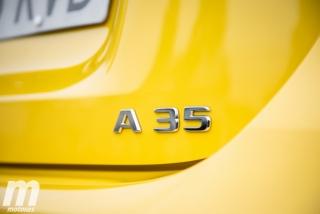 Galería prueba Mercedes-AMG A35 4MATIC - Miniatura 37