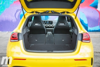 Galería prueba Mercedes-AMG A35 4MATIC - Miniatura 73