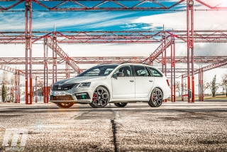 Galería prueba Skoda Octavia Combi RS 245 - Foto 1