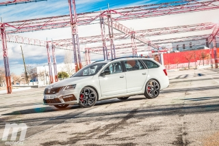Galería prueba Skoda Octavia Combi RS 245 - Foto 2
