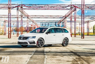 Galería prueba Skoda Octavia Combi RS 245 - Foto 3