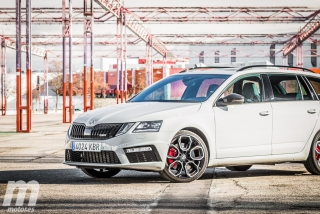 Galería prueba Skoda Octavia Combi RS 245 - Foto 4