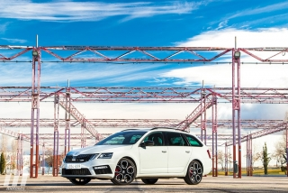 Galería prueba Skoda Octavia Combi RS 245 - Foto 6