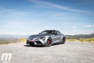 Galería Prueba Toyota GR Supra - Foto 1