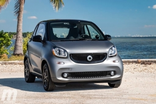 Foto 3 - Galería Smart Fortwo Electric Drive
