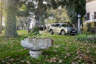 Galería Subaru Forester Eco-Hybrid Foto 5