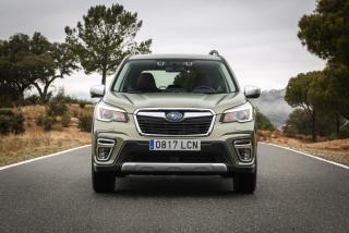 Galería Subaru Forester Eco-Hybrid Foto 7