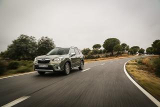 Galería Subaru Forester Eco-Hybrid Foto 8