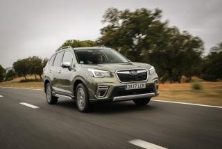 Galería Subaru Forester Eco-Hybrid Foto 10
