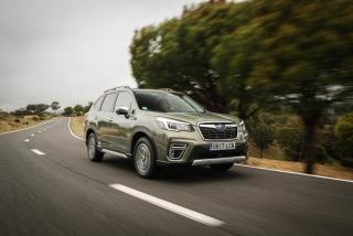 Galería Subaru Forester Eco-Hybrid Foto 11