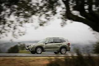 Galería Subaru Forester Eco-Hybrid Foto 15