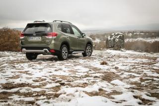 Galería Subaru Forester Eco-Hybrid Foto 19