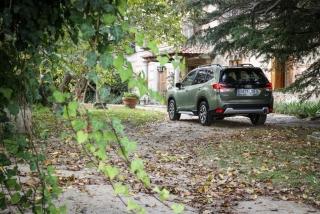 Galería Subaru Forester Eco-Hybrid Foto 20