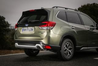 Galería Subaru Forester Eco-Hybrid Foto 23