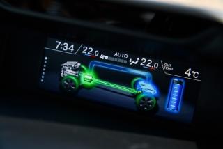 Galería Subaru Forester Eco-Hybrid Foto 37