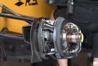Galería técnica GP Bélgica F1 2017