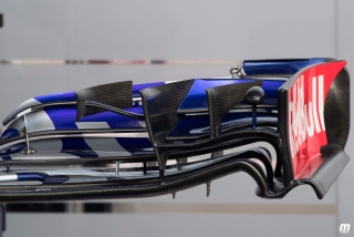 Foto 3 - Galería técnica GP Bélgica F1 2017