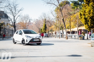 Galería Toyota Yaris 2019 GR-Sport - Foto 4