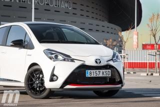 Galería Toyota Yaris 2019 GR-Sport Foto 13