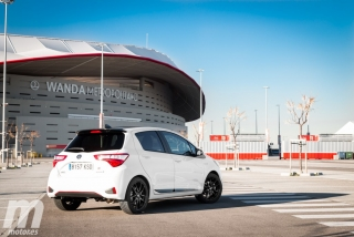 Galería Toyota Yaris 2019 GR-Sport Foto 34