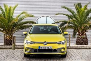Galería Volkswagen Golf 2020 Foto 8