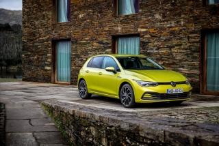 Galería Volkswagen Golf 2020 Foto 9