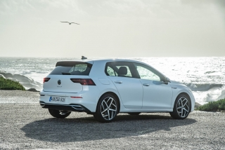 Galería Volkswagen Golf 2020 Foto 65
