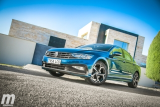 Galería Volkswagen Passat 2.0 TDi 150 CV Foto 10