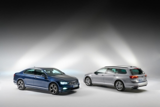 Galería Volkswagen Passat 2019 - Foto 1