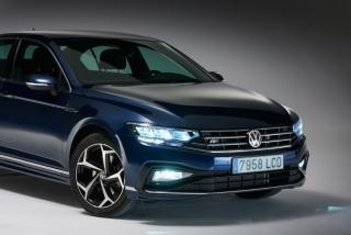 Galería Volkswagen Passat 2019 Foto 4
