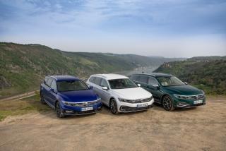 Galería Volkswagen Passat 2019 Foto 10