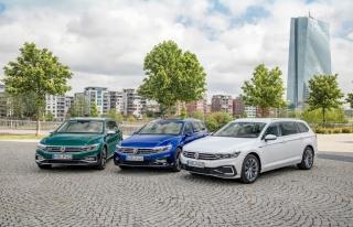 Galería Volkswagen Passat 2019 Foto 11