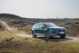 Galería Volkswagen Passat 2019 Foto 12
