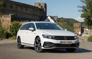 Galería Volkswagen Passat 2019 Foto 14