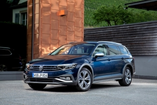Galería Volkswagen Passat 2019 Foto 17