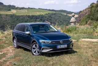 Galería Volkswagen Passat 2019 Foto 18