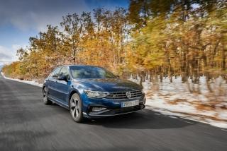 Galería Volkswagen Passat 2019 Foto 21