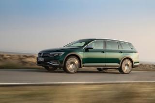 Galería Volkswagen Passat 2019 Foto 24